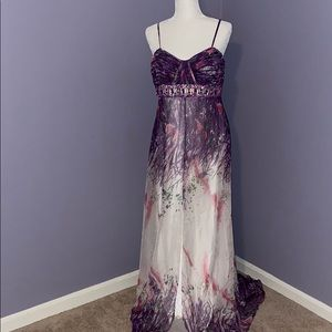 Dave and Johnny Gown Formal Dress
